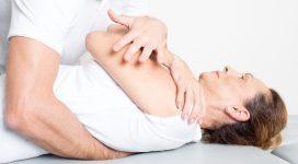 Que es dolor lumbar y barriga hinchada ?